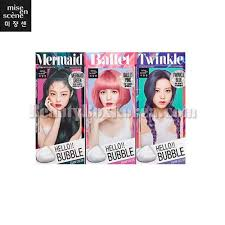 Mise En Scene Hello Bubble Neon Paradise 95g 2019 S S Limited Available Now At Beauty Box Korea