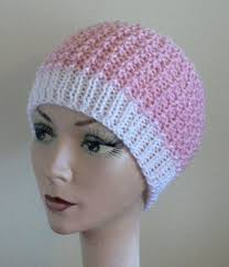 Chemo Cap Pattern Interesting Head Huggers Knit Pattern The Inside Out Knit Chemo Cap