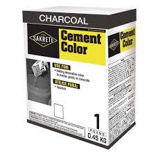 Sakrete 1 Lb Cement Color Charcoal