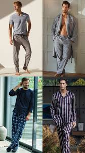 Mens Designer Pyjamas The Best Mens Pyjamas For Lounging About In Style