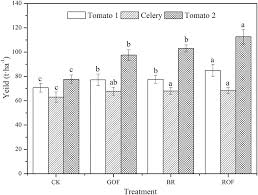 Effect Of Different Organic Fertilizers Application On