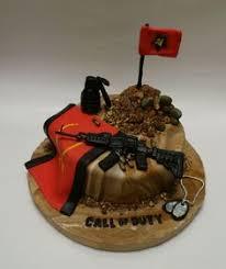 Call of Duty Modern Warfare — Birthday Cake s
