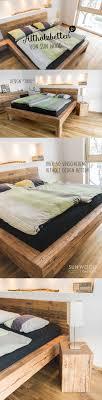 Massives Holzbett Altholzdesign Tirol 02 In 2019 столярная