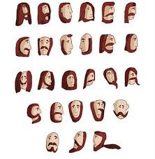 graffiti alphabet font face