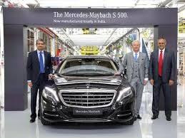 Can the label make the best better? Mercedes Benz Launches Maybach S500 And S600 In India Autogyaan