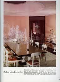 7124a93b0e6b72694fec8736ba89362c pink dining rooms dining room modern jpg