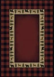 united weavers genesis buffalo red crimson 130 47636 area rug rug expo