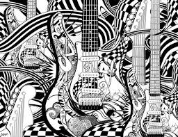 Small Picture 53 best coloriages music images on Pinterest Coloring books