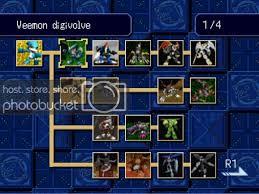 Digimon World 3 Veemon Digivolution Chart Quiz By Koscielny