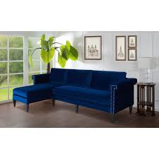 navy sectional sofa with white piping 28 images navy