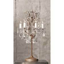chandelier table lamp crystal chandelier table lamp