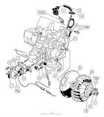 Husqvarna huv 4210 gxp 2005 06 parts diagram for fe290 engine