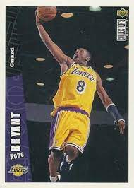 Jun 05, 2021 · 1996 topps # 138 kobe bryant rc rookie card psa 8.5 la lakers black mamba $1,527.83 $1,608.24 previous price $1,608.24 5% off 5% off previous price $1,608.24 5% off Kobe Bryant Rookie Card Power Rankings And What S The Most Valuable