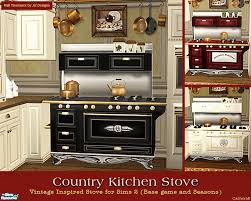 Country Kitchen Stoves