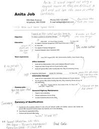 Cover Letter Example Of A Work Resume Example Of Office Work