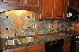 backsplash pictures for granite countertops. Granite Countertops And Tile Backsplash Ideas Eclectic-kitchen Pictures For A