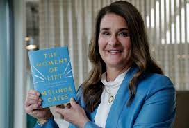 Melinda Gates: 'Op verschillende momenten heb ik uitgeput tegen Bill  gezegd: Help!' | Foto