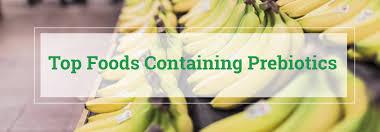 Prebiotic Foods | Top 10 Foods Containing Prebiotics | Prebiotin