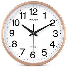 office clock wall. Mute Wall Clock Living Room Bedroom Office Calendar Quartz Charts Creative Fashion Simple 2