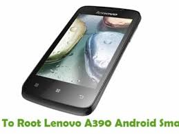 How To Root Lenovo A390 Android ...