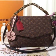 tas shoulder louis vuitton leather bag m43953