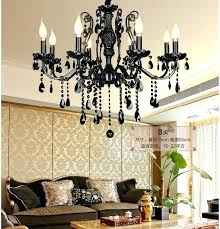 black crystal chandeliers see larger image black crystal chandelier uk