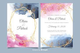 Weding Card Designs Wedding Invitation Vectors Photos And Psd Files Free Download