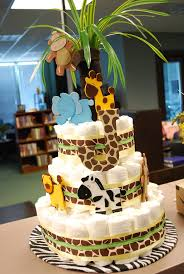 King Of The Jungle First Birthday Ideas  King Of The Jungle Baby Baby Shower Safari Cakes