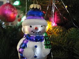 File:Christmas ornament snowman lights.JPG