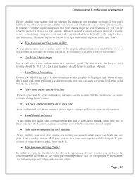 Keywords To Use In Resume Spacesheep Co