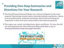 good topics for psychology research papers cross metathesis good topics for psychology research papers