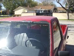 Eliminating the metal windshield trim aka rust maker - YotaTech Forums