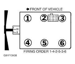 1997 ford ranger 3 0 spark plug wiring diagram wirdig ford explorer v6 engine diagram get image about wiring diagram