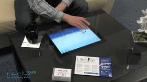Interactive Coffee Table Lifesize Touch Interactive Coffee Table Hd Youtube