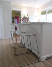 the counter stools kitchen maria killam true colour expert island with overhang for seating best bar