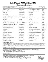 Wonderful Costume Designer Resume 61 About Remodel Free Resume Builder with Costume  Designer Resume