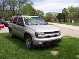 O'Dell Auto Sales - 2004 Chevy Trailblazer LT