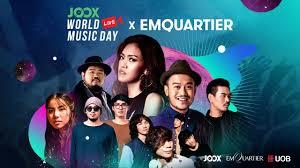 JOOX World Music Day X EmQuartier - SODLIVE