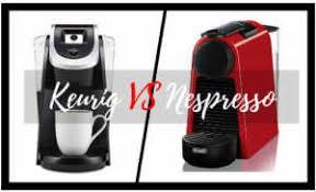 Keurig Vs Nespresso Is Nespresso Better