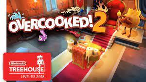 Overcooked 2 Gameplay - Nintendo Treehouse: Live