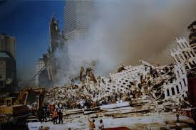 through the eyes of a first responder and his disposable photo taken a disposable camera after 9 11 attacks courtesy of ken george