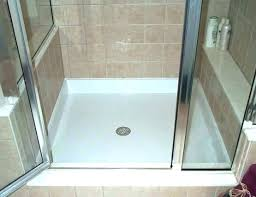 shower floor cleaner the materials clean fiberglass textured acrylic vs pans cleaning bathtub how best homemade