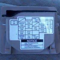 items tagged sienna 2006 toyota sienna fuse box diagram at Toyota Sienna Fuse Box Diagram