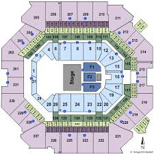 Barclays Wrestling Seating Chart All Inclusive Barclays Center Seating For Concerts Barclays