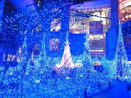 Shiodome Christmas Lights Christmas Winter Lights In Shiodome Tokyo Japan Flickr