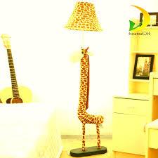 cool floor lamps kids rooms. Simple Floor Cool Floor Lamps Giraffe Minimalist Living Room Lamp For Kids  Remote Creative Cartoon Plans Rooms
