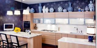 above kitchen cabinets ideas. Design Ideas For The Space Above Kitchen Cabinets - Decorating A
