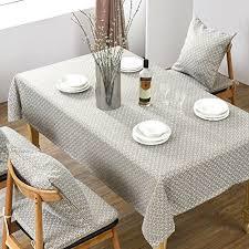 modern simple table cloth table cloth