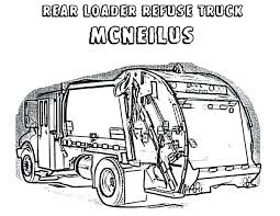 Coloring Pages Fire Truck Fire Truck Coloring Page Fire Trucks