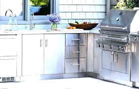 stainless steel cabinets doors outdoor kitchen ikea patio and patio kitchen cabinets outdoor kitchen cabinets with